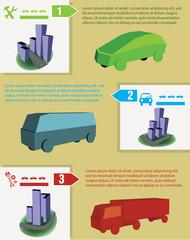Cars infographics