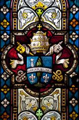 Bischoffswappen Kaiser Papst Sachsen
