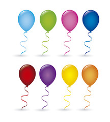 balloons birthday