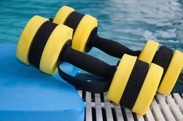 Aquafitnessgeräte
