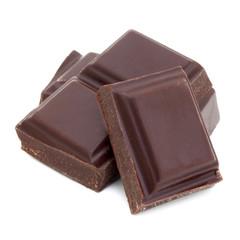 Carrés de chocolat