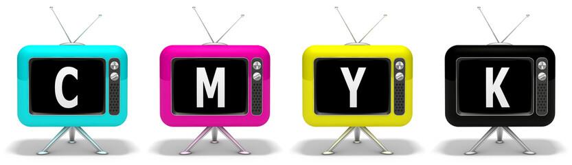 TV CMYK