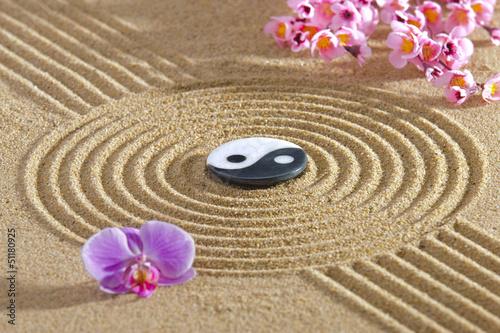 Fototapeten,yin,yang,garten,meditation