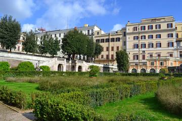 Palazzo Barberini - Giardino Grande
