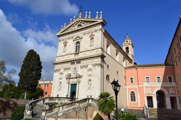 Chiesa dei Santi Domenico e Sisto - Roma