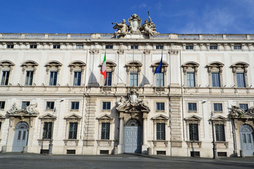 Roma - Palazzo della Consulta