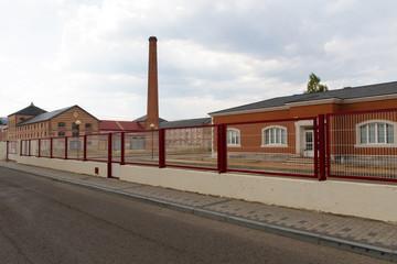 Factory, 1900