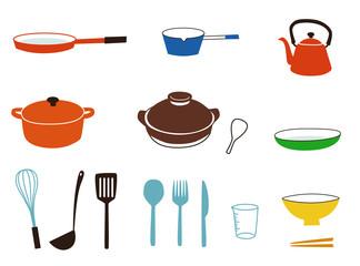 キッチン用品(カラー)