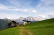 Gadertal - Dolomiten - Alpen