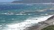 灯台と海岸