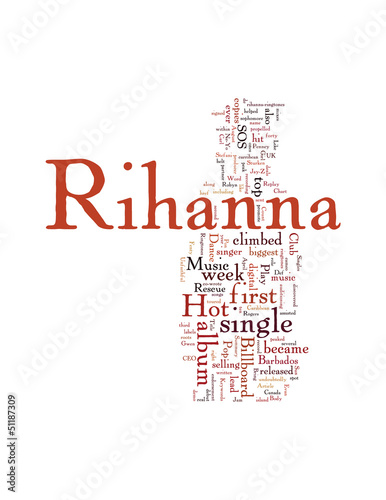 Rihanna mixes carribean roots and R B
