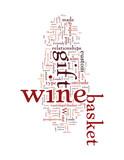 Wine Gift basket Revitalizing relationships poster