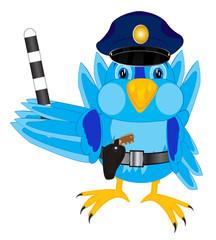 Bird police