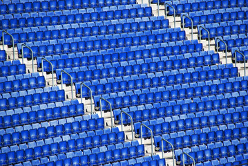 Gradas Azules