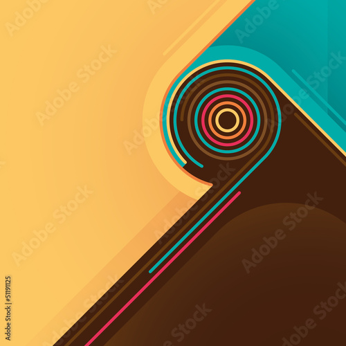 Abstract graphic.
