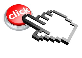 Click button with hand cursor