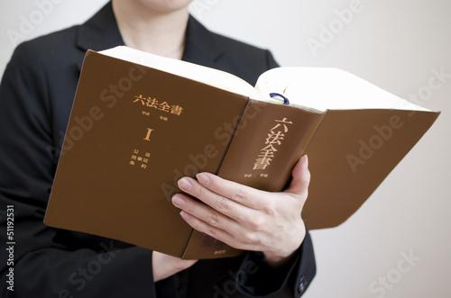 女性弁護士 - 51192531