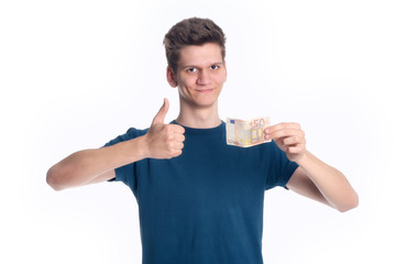 Geldgewinn