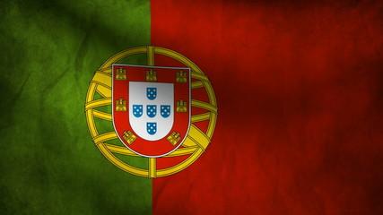 Portugal flag.