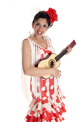 flamenca guitar