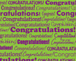 Congratulations collage