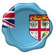 Wachssiegel Fidschi