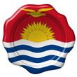 Wachssiegel Kiribati