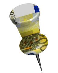 Pinnadel 200 Euro