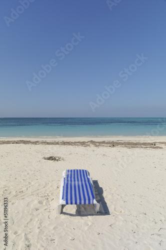 canvas print picture Tropischer Strand