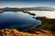 Leinwanddruck Bild - Komodo island national park