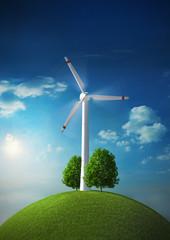 Green energie