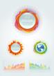 Vector Infographics Elements.
