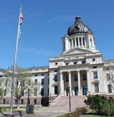 South Dakota State Capitol-Pierre, SD