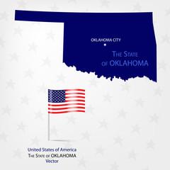 AmericanMap Oklahoma