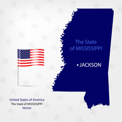 AmericanMap Mississippi
