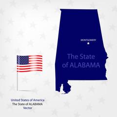 AmericanMap Alabama