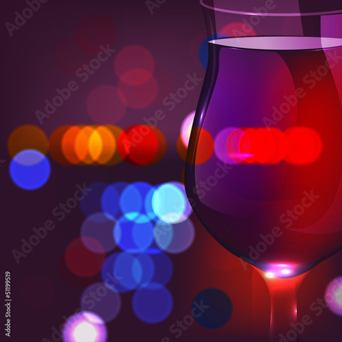 Background_Evening_Lights Wine
