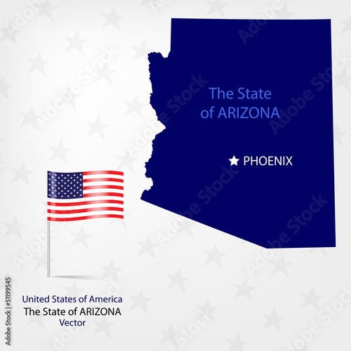 AmericanMap Arizona