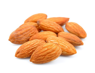 Seed of almonds nuts