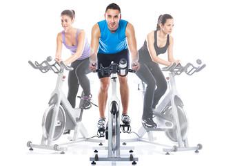 Spinning training