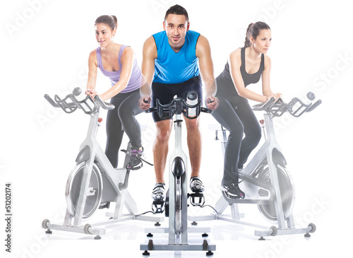Spinning training