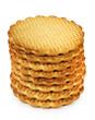 Round cookies