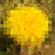abstract bright yellow grunge texture background