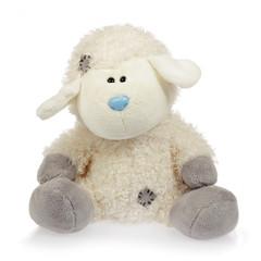 petit mouton en peluche