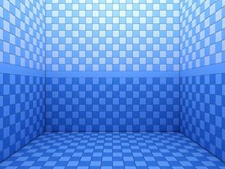 empty bathroom