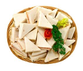 Tramezzini farciti - Sandwiches