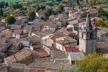 Village de Peyruis (04)