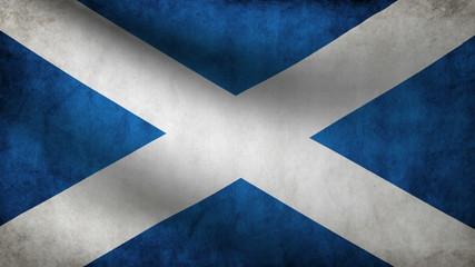 Scotland or scottish flag.