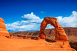Delicate Arch in Arches National Park, Utah. - 51212911