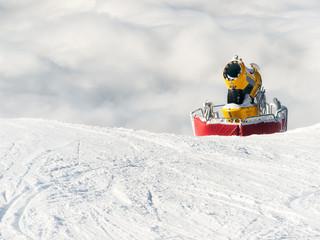 Snow maker
